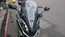 KYMCO DOWNTOWN 350i (YZF-R15 style) FRONT SQUARE MIRRORS (with DRILL.TOOL)