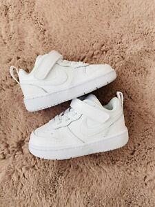 ❤️ Baby Girl / Boy Unisex Nike Trainers Infant Size 4.5 ❤️