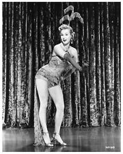 VIRGINIA MAYO beautiful still SHE'S WORKING HER WAY THROUGH COLLEGE - (y029)