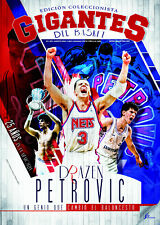LIMITED!! DRAZEN PETROVIC SPECIAL - Gigantes del Basket Magazine August 2018