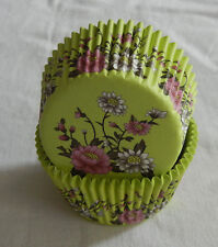 CK140 - Lotus flower cupcake liner baking paper cup muffin cases free shipping