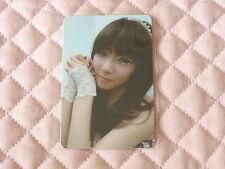 (ver. Tiffany) SNSD 3rd Album Mr.Taxi Photocard Girls' Generation Hwang miyoung