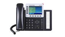 Grandstream GXP2160 6 Line IP Phone HD Voice Color Bluetooty Asterisk Ready