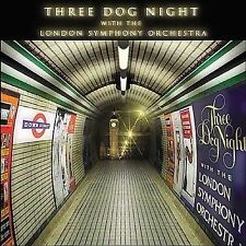 Three Dog Night with the London Symphony Orchestra (CD, Image, AM) One