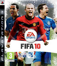 FIFA 10 (Sony PlayStation 3, 2009) PS3 Includes Booklet MINT CONDITION