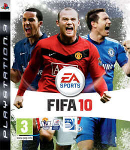 FIFA 10 PS3 Football Video Game (Sony PlayStation 3, 2009) in Good Condition