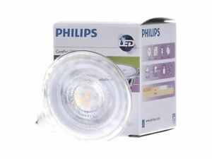 Philips 4w = 35w 240v GU10 Base 36° LED 830 Spotlight Dimmable Lamp