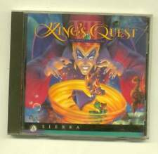 KING'S QUEST VII - THE PRINCESS BRIDE - Sierra Classic Series PC CD-ROM Game