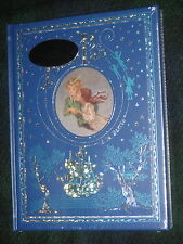Peter Pan  By  J.M. Barrie  ~  LeatherBound  Hardcover ~ New ~ Sealed