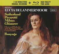 Sherrill Milnes - Donizetti: Lucia di Lammermoor [CD]