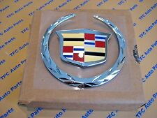 Cadillac Escalade Front Grille Emblem Badge without Platinum Package 2007-2014