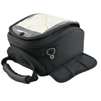 Motorbike Magnetic Tank Bag Motorcycle Map Window Pannier Moto Luggage GPS/Phone