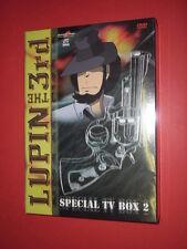 LUPIN THE 3RD- special- COFANETTO BOX N°2-contiene 4 DVD ANIMAZIONE-  SIGILLATO