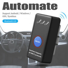 Automotive Universal Car Code Reader OBD2 Scanner Diagnostic Engine Fault Tool