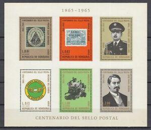 Honduras Block 8 B Postage Stamps IN Honduras (MNH)