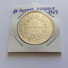 1 pièce de 10 F en argent Hercule 1967