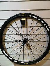 Mavic Aksium Elite 6 bolt UST Disc Front Wheel CX Gravel With Tyre Tubeless (9)