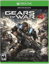 NEUF GEARS OF WAR 4 (Microsoft Xbox One, 2016)
