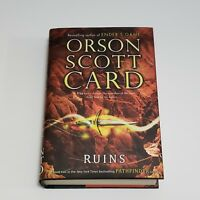 Orson Scott Card Ruins Pathfinder Book 2 Hardcover 2012 1st Edition 1st Printing