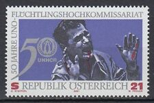 Österreich Austria 2001 ** Mi.2347 UNHCR Flüchtlinge Refugees