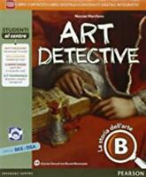 Art detective vol.A+B+fascicoli, pearson mondadori bruno cod:9788869101410