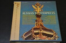 Russian Masterpiece Limited Edition 4 Record Set LP NM