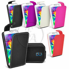 LEATHER CASE FLIP CASE COVER POUCH FOR ALL MOBILE PHONES