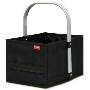 Handle-Box Kids Kleiner Einkaufskorb Kinderkorb Faltkorb mit Aluminium Griff