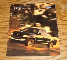 Original 1998 Ford Truck F-Series Sales Brochure 98 F-150 F-250