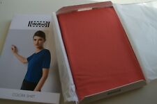 NEW AUTHENTIC WOLFORD Sugar COLORA T SHIRT / SHIRT  Size X SMALL   Boxed