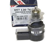 Volkswagen VW Audi FUEL PRESSURE REGULATOR 2.0, OEM BOSCH 0281006074 057130764AB