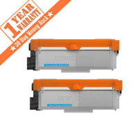 2PK TN660 Toner for Brother TN630 HL-L2340DW L2360DW L2320D L2380DW DCP-L2540DW