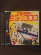 Sega SG-1000 Emulator Custom Sega Dreamcast Game