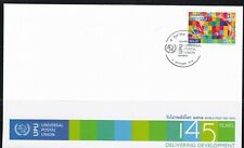 THAILAND-2019-WORLD POST DAY- 145th anniversary of UPU-  FDC -