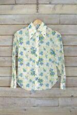 camice da donna floreali misto cotone