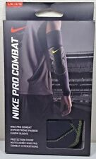 Nike Pro Combat Hyperstrong Padded Elbow Sleeve L XL Unisex Black