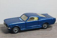 Ford Mustang Fastback 2+2 - Corgi Toys 320 England *37652