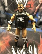 WWE Jakks Deluxe Classic Scott Hall Figure w NWO T Shirt Razor Ramon WCW WWF A