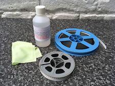 Cine Film Cleaner 8mm, Super 8mm, 9.5mm, 16mm, 35mm 100ml bottle
