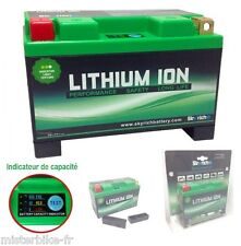 Batterie lithium YTX12-BS Garantie TRIUMPH SPEED FOUR 600 / SPEED TRIPLE 1050