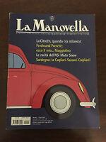 LA MANOVELLA n. 5 Giugno 2002 - Ferdinand Porsche: ecco il mio... Maggiolino