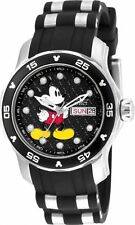 Invicta Women's Disney 38mm Pro Diver Scuba Mickey Ltd Ed 3 Slot Dive Case 23770