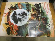 Buffalo Bill - Wild West  Poster  A2