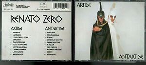 Renato Zero  Artide Antartide - Zerolandia – ZD 74961 / 1991 - 2 CD