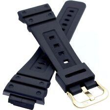 Casio Original Watch Strap Band for GW-5600BJ-1 GW5600BJ G-SHOCK Black 10186130