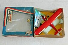 Cox Thimble Drome Super Cub 150 Gas Powered Airplane In Box! Vintage Plane