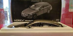 2012 MERCEDES CLS 500 SHOOTING BRAKE 1/18 CAR BY NOREV 183549