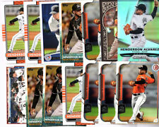 Henderson Alvarez 21 Card Lot