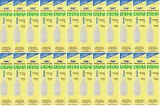 Saline Laxative Ready to Use Generic Fleet Enema - 4.5 oz. per Bottle PACK of 24