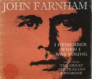I Remember When I Was Young : John Farnham